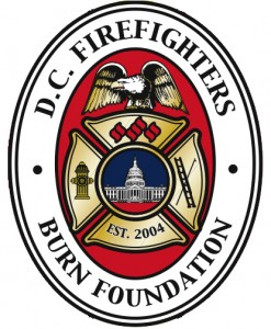 DC Firefighters Burn Foundation logo